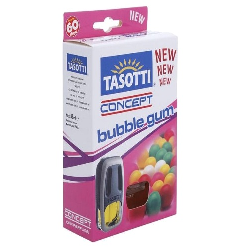 "Освеж.жидк.на обдув 8ml - ""Tasotti"" - Concept - Bubble Gum (Жвачка) (24шт/уп)"